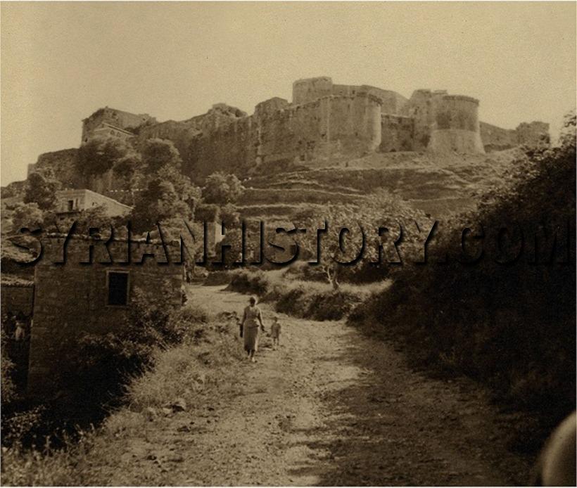 krak des chevaliers castle